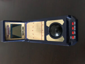 Virtual Bowling vintage lcd game , 1999. only 12$