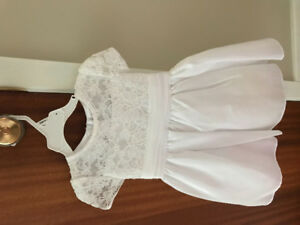 Baptism/Flower Girl Dress