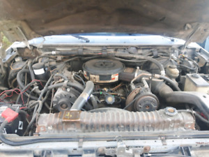 Parting out 91 and 89 f250 diesels, 89 and 87 dakotas