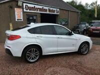 2015 65 BMW X4 3.0 XDRIVE30D M SPORT 4D 255 BHP DIESEL