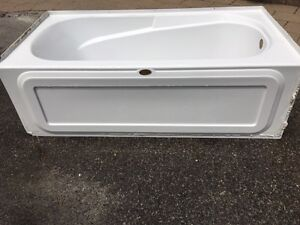 2 Tub inserts and other building material best offer