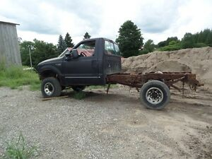 1999 Ford F350  XL Pickup Truck