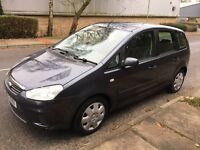 Ford C Max Style. 1.6 2007 (57) 61,000