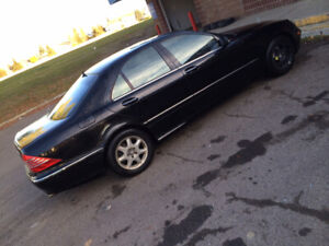2002 S430 Mercedes 176 k only