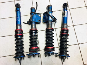 JDM 180SX, 240 SX , SILVIA S13 SUSPENSIONS COILOVERS ADJUSTABLE