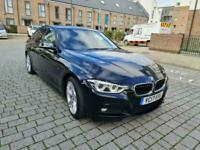 2017 BMW 320D 2017-17 M SPORT DIESEL SPORT AUTO , VERIFIED MILEAGES Saloon Diese
