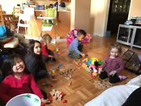 Daycare Provider / Babysitter with 15 years experience! Brampton