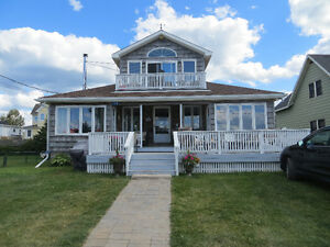 waterfront home in Pointe du Chene, NB E4P5G5