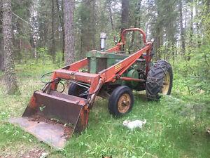 John Deere 70 Series Tractor