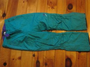 North Face Ladies Ski Pants (Size 8)