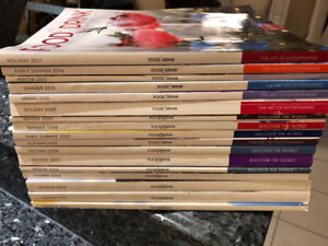 LCBO Food and Drink MAGAZINE COLLECTION