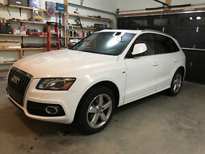 2011 Audi Q5 S trim and package 3.2T, SUV