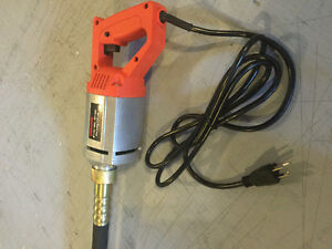 Concrete Vibration Vibrator Motor Tools and Equipment BRAND NEW Peterborough Peterborough Area image 8