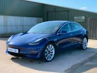 2019 Tesla Model 3 Performance AWD 4dr [Performance Upgrade] Auto SALOON Electri