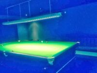 FULL SIZE PROFESSIONAL SNOOKER TABLE (DISMANTLED)
