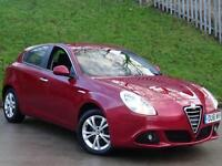2011 61 Alfa Romeo Giulietta 2.0 JTDm-2 140 bhp Lusso DIESEL 5 DOOR