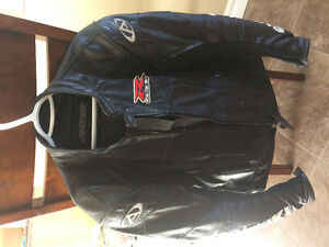 SUZUKI V1 GSX-R Elite Leather Jacket