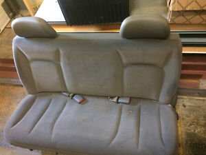 Dodge Caravan Back Seats