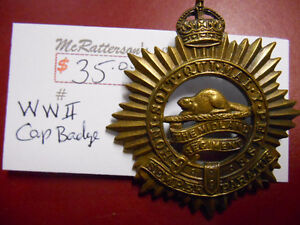 Military Cap Badges London Ontario image 6