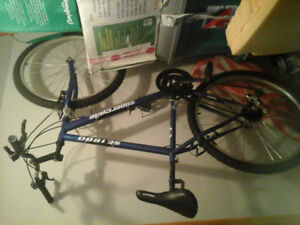 """Royal Blue Supercycle 1800 18"""" frame"""