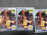 Vlade Divac rookie cards Saint John New Brunswick Preview
