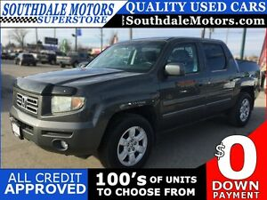 2007 HONDA RIDGELINE RTS * 4WD * POWER GROUP * LOW KM London Ontario image 1