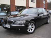 2006 56-Reg BMW 730d SE Auto,MET BLACK,GREAT SPEC,SAT NAV,BLUETOOTH,PDC!!!