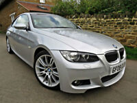2008 BMW 330D M-SPORT COUPE E92. FULLY LOADED !!