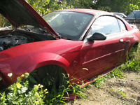 PARTING OUT    1999   MUSTANG  AA0523