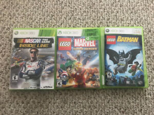 3 Xbox games For Sale needs to go!!!