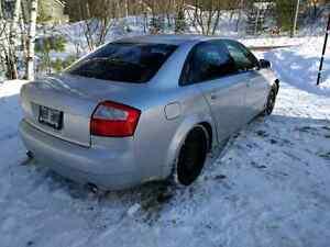Audi A4 Quattro 2003 1.8t Manuel