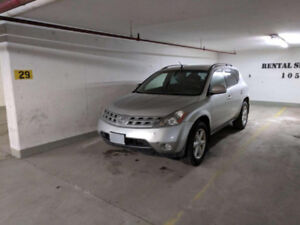 RICHMOND & MILL St. Parking Spot Available May 1st
