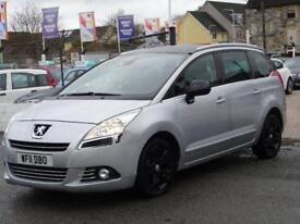 2011 Peugeot 5008 1.6 HDi FAP Exclusive 5dr