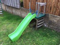 Little Tikes garden swing/slide set