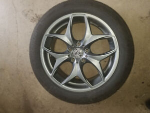 """18"""" RSSW rims 5×120 wheels only"""