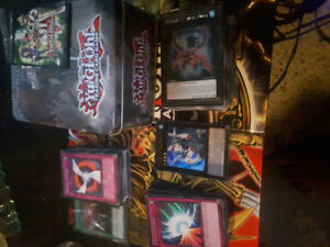 Yugioh Cards (roughly 200)