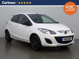 2015 MAZDA 2 1.3 White Edition 5dr