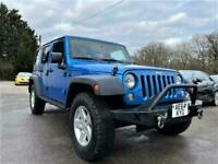 2015 JEEP WRANGLER SPORT UNLIMITED 3.8 AUTOMATIC + LHD + LEFT HAND DRIVE +