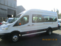 Ford TRANSIT 460 ECONETIC TECH 17 SEATER MINIBUS £15995+VAT
