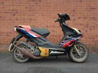 2015 Baotian BT 49 QT-20C FALCON R Scooter Spares or Repairs Project