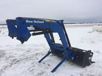 chargeur new holland 830tl loader