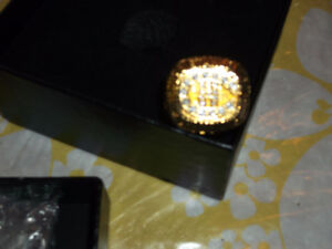 MONTREAL canadains STANLEY CUP ring 1986
