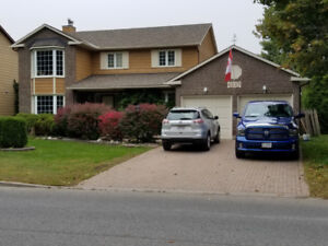 Stittsville four bedroom home for rent