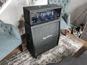 Hughes and Kettner Trilogy Head and Cabinet