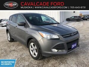 2014 Ford Escape SE FWD with backup cam, htd front seats!!