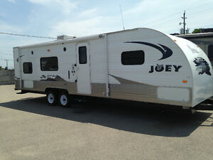 2011 Nomad 279 Joey Travel Trailer