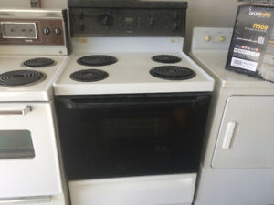 Hotpoint Stove    Electric