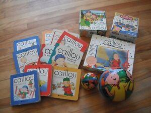 jouets de Caillou