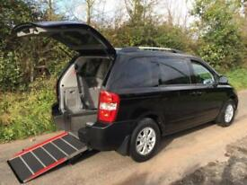 2012 Kia Sedona 2.2 CRDi 2 5dr WHEELCHAIR ACCESSIBLE VEHICLE 5 door Wheelchai...