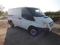2008 FORD TRANSIT SWB low roof 1 owner VERY LOW MILEAGE